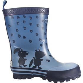 Viking Footwear Plask Bottes Enfant, navy